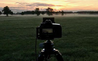 Je landschapsfotografie combineren met een druk gezinsleven